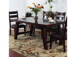 Sunny Design Furniture Sunny Designs Vineyard Solid Mahogany Rectangular Table With