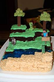 Minecraft Cake Decorating Kit Minecraft Birthday Cake