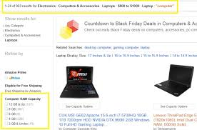 amazon black friday deals web site how to add amazon like faceted search to your wordpress site