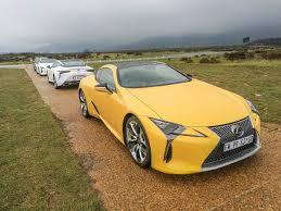 lexus lfa for sale south africa lexus lc 500 2017 launch review cars co za