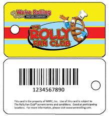 my fan club rewards fan club we re rolling pretzel company