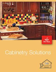 merillat kitchen cabinet hinges merillat cabinet flyer pennwest by the commodore