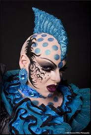 Nina Flowers Drag Queen - you u0027re born the rest is drag