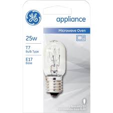specialty light bulb stores ge appliance light bulb 25 watts 195 lumens intermediate e17