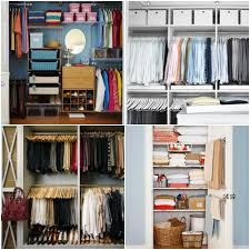 closet organization ideas for small space closet organization