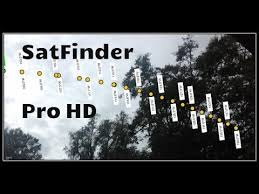 free finder app satellite finder app satfinder pro hd app review and demo