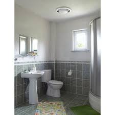 creativity bathroom exhaust fan with light and heater broan white