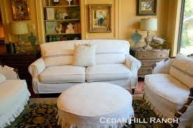 french linen slipcovers cedar hill farmhouse