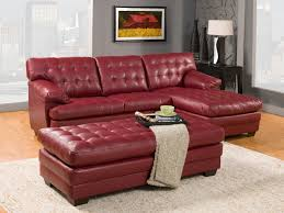 dark red leather sofa show your passion with these 12 red leather sofa ideas