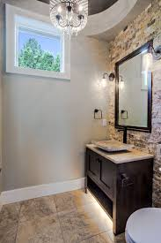 Bathroom With Stone Bathrooms Lochwood Lozier Custom Homes Remodeling And