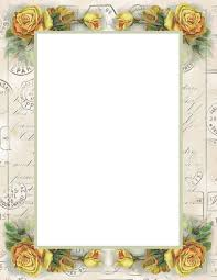 51 best printable paper and frames images on pinterest free