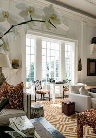 the a list les ensembliers artemest view of the living room of a beautiful palm beach villa by les ensembliers