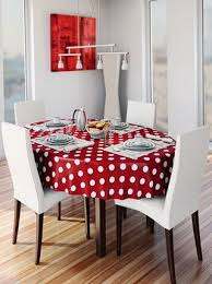tablecloth ideas for round table the pick dining table cloths and napkins decor advisor concerning