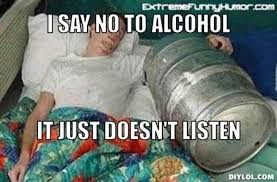 No Just No Meme - 30 very funny alcohol meme pictures and photos