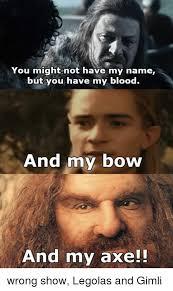 Legolas Memes - 25 best memes about legolas and gimli legolas and gimli memes