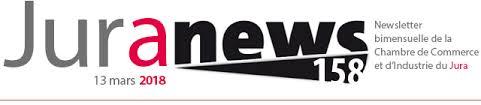 chambre de commerce lons le saunier juranews n 158 newsletter de la cci du jura 13 mars 2018