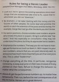 11 Things I Refuse To Mike Chitty On For Being A Heroic Leader Heroic