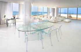 oval glass dining table oval glass dining table for 40 room tables to rev with from