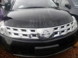 nissan black nissan murano 2005 black africa uganda business travel shop