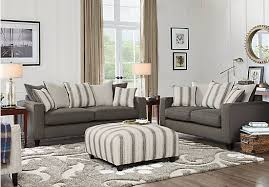 Rooms To Go Living Rooms - gray living room sets home u0026 interior design