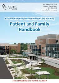 Residents Presence Saint Joseph Hospital Family Medicine St Joseph U0027s Health Care London Parkwood Institute Mental Health