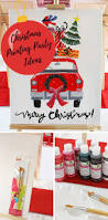 19 best christmas painting parties images on pinterest christmas