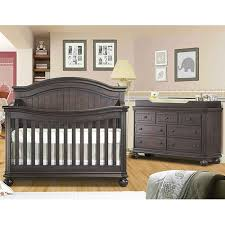 Sorelle Tuscany 4 In 1 Convertible Crib And Changer Combo Sorelle Verona Crib Changer Bed Rail Sorellerails