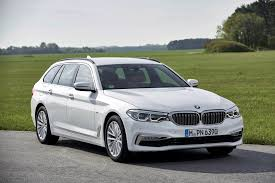 car bmw 2017 bmw 5 series touring review parkers