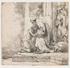 the return of the prodigal son 1636 rembrandt wikiart org
