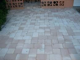 installing patio pavers patio ideas home depot patio pavers installation inspirational