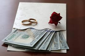 wedding gift of money how much money for wedding gift 2015 imbusy