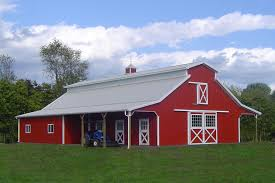 Barn Roof by Barn Design Ideas 25 Best Pole Barn Garage Ideas On Pinterest Pole