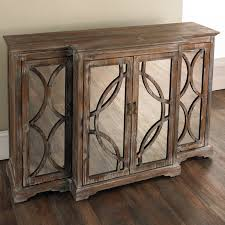 rustic mirror front sideboard shades of light