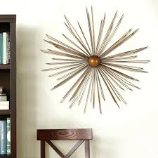 wall ideas home depot wall panels modern starburst metal wall