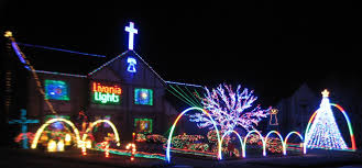 christmas light displays in michigan 15 places to see the best christmas lights in michigan