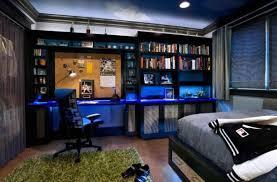 marvelous sitting area also dark blue bed er inspiration