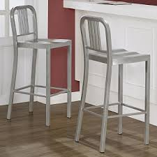 silver metal bar table silver metal bar stools set of 2 for eating area outside kitchen