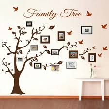 winsome design decor family tree decal for family tree wall decor excellent family tree wall decor with frames family tree picture frame family tree wall decor stickers