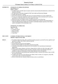 clearance certificate sample power plant operator resume samples velvet jobs