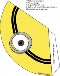 party hat despicable me party hats free printable ideas from