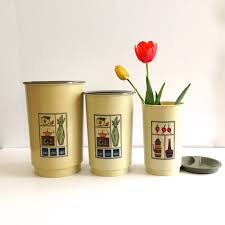 retro kitchen canisters plastic kitchen canisters 28 images vintage 1960 s retro