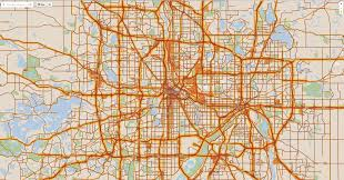 Map Minnesota Map Monday Noise Maps Of Minnesota And The Twin Cities Streets Mn
