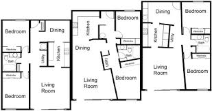 awesome two story apartment floor plans pictures moder home