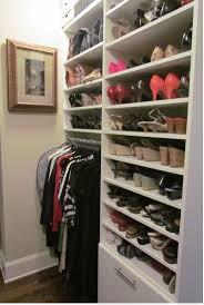 Closet Shoe Organizer by 7 Best Shoes Images On Pinterest Master Closet Shoe Shelves