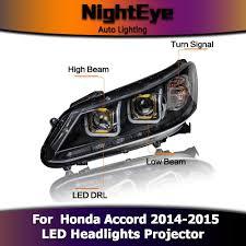 2014 honda accord led nighteye honda accord headlights 2014 2015 accord 9 led