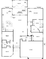 Arlington House Floor Plan Arlington West Manor By D R Horton Homes Southwest Las Vegas