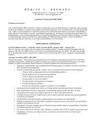 Sample Rn Nursing Resume by Nicu Travel Nurse Cover Letter