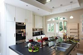 Cuisine Minimaliste Design by Cuisine Minimaliste U0026 Ilot Central Polyvalent Ambiance