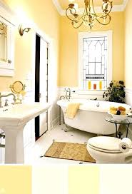 Yellow Bathroom Ideas Yellow Bathroom Paint Ideas Wall Colors Trends Wall Paint Ideas