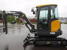 used volvo ecr35d uusi mini excavators u003c 7t mini diggers for